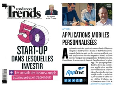 article Start-up 50