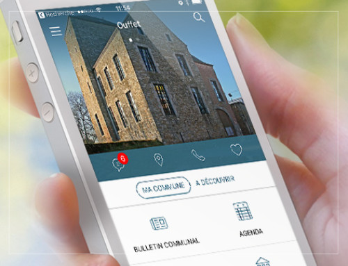 L'application mobile de la commune d'Ouffet est disponible