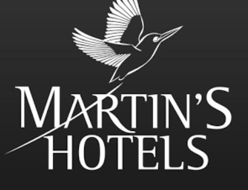 Application mobile des Martin's Hotels