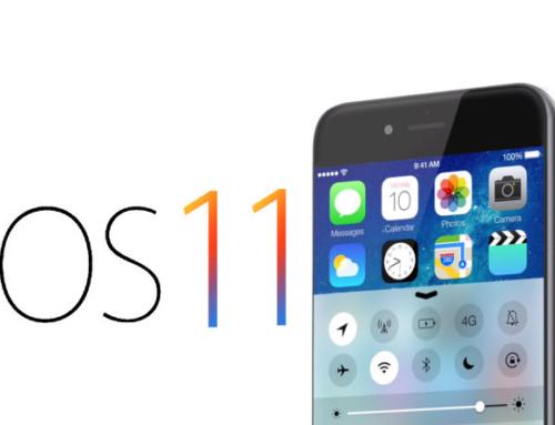 iOS 11: le grand coup de balai d'Apple!